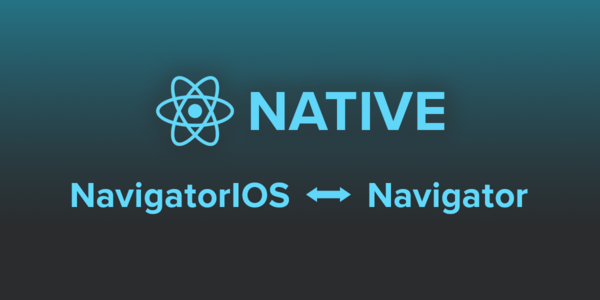 Use Navigator to keep your apps cross-platform