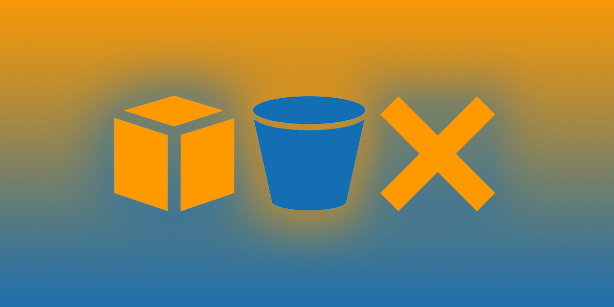 Deleting Objects From Amazon S3 With Node