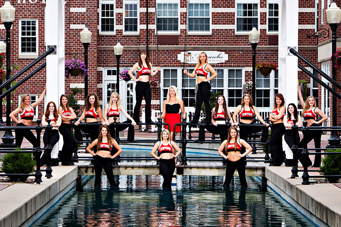 Central College Dance Team