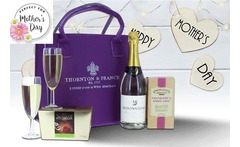 Luxury Mother's Day Hamper £19 instead of £34.99 for a Mother's Day hamper from First4Hampers - save 46% - wowcher