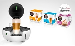 Cafetera Nescafé Dolce Gusto Drop + 3 packs de cápsulas. Incluye despacho - Groupon