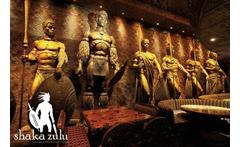 3-Course Dining with Champagne Cocktails for 2 @ Shaka Zulu £49 instead of up to £98 for a three-course meal and Champagne cocktails for two at celebrity hangout Shaka Zulu, Camden Town from Buyagift - save up to 50% - wowcher