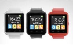 Reloj deportivo Smarth Watch Bluetooth en color a elección. Incluye despacho - Groupon