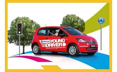 Driving Lesson for Ages 11-17 - Choice of 45 UK Locations! £29 for a 30-minute young driver taster lesson (for ages 11-17) or £59 for a full 60-minute lesson with Young Driver - chose from 45 UK locations and save up to 20% - wowcher