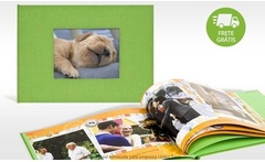 Uniko: Photobook Pocket com 20 páginas - GroupON