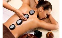 1hr Hot Stone Massage @ Viauty, Chelsea £19 instead of £40 for a one-hour hot stone massage at Viauty, Chelsea - save 52% - wowcher