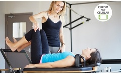 Way Pilates Studio – Umarizal: 1 ou 3 meses de pilates - GroupON