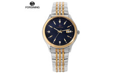 2016 FORSINING luxury brand Watches men  fashion casual high quartz steel Wristwatches relogio masculino - AliExpress