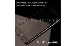 High Quality film 2.5D Complete Covering Anti-Explosion Tempered Glass Screen Protector For iPhone 6 4.7