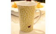 2016 High Quality 280ml Ceramic Coffee Tea Milk Drinking Mug Cup Fashional Leopard Design Sisi&Tommy - AliExpress