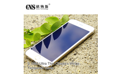 GNS Brand Patent 0.1mm ultra-thin 9H 2.5D UV-Proof Anti Blue Ray Tempered Glass Screen Protector for iphone 6 6s 6plus 6s plus - AliExpress