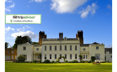Shropshire Stay, Spa Access & Dining Option for 2 @ Haughton Hall £79 instead of £102 for an overnight Shropshire stay with breakfast and spa access for two, £109 to include evening dining at Haughton Hall, Shropshire - save up to 41% - wowcher