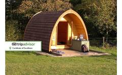 2nt Lake District Glamping for 2 £49 instead of £80 for a two-night Lake District glamping break in a wooden camping pod for two people at Gill Head Farm - save 39% - wowcher
