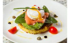 Brunch & \'Bottomless\' Prosecco for 2 - Belgravia £34 instead of up to £70 for a one-course \'bottomless\' brunch with Prosecco for two people, £39 for two-courses at the Tophams Hotel, Belgravia - save up to 51% - wowcher