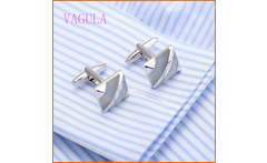 Fashion mother pearl cufflinks wedding gift cuffs bouton mens shirt gemelos cuff links drop shipping cuff-links HL161293 - AliExpress