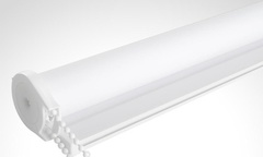 Cortina roller screen color blanco en tamaño a elección. Incluye despacho - Groupon
