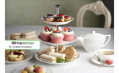 Traditional or Chocolate Afternoon Tea for 2 @ Delicious Decadence £10.95 instead of £15 for a traditional or chocolate afternoon tea for two people at Delicious Decadence, Newcastle - save 27% - wowcher