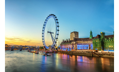 London Stay, London Eye Experience & River Cruise From £79pp (from OMGhotels.com) for an overnight London stay with breakfast, London Eye experience and River Cruise - save up to 63% - wowcher