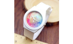 Relojes 2016 New Fashion Colored Silicone Sports Watches Women Clock Casual Student Quartz Watch Girl Relogio Feminino AZ038 - AliExpress