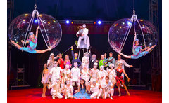 Moscow State Circus Ticket @ Event City, Manchester £12.75 instead of £23.40 for a grandstand ticket to the Moscow State Circus\' production of \'Miracles\' at Event City, Manchester - save 46% - wowcher
