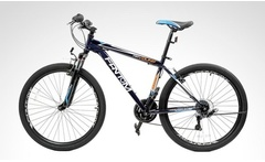 Bicicleta aro 26 MTB Fantom color azul - Groupon