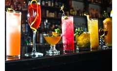 4 Cocktails & Nachos @ Liberté £10 instead of £32.50 for four delicious cocktails of your choice with a large nachos to share at Liberté, Glasgow - save 69% - wowcher