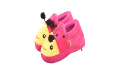 Cartoon Caterpillar Children Of Men And Women Home Warm Cotton Slippers With Non-Slip Shoes The Whole Package TCS6006 - AliExpress