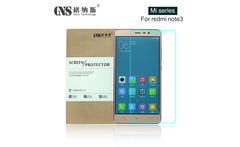 GNS Brand 0.26mm 9H 2.5D premium Tempered Glass Screen Protector for XiaoMi Note3 RedMi Note 3 crystal pack for export free ship - AliExpress
