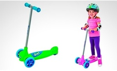 Scooter Razor Kixi en color a elección. Incluye despacho - Groupon
