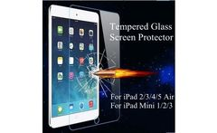 Tempered Reinforced Glass Screen Protector For ipad air / 5 Explosion-proof ,film hard surface, dedicate touch With Retail box - AliExpress