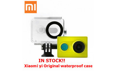 New 2015 100%Original Xiaomi Yi Action Camera Waterproof Case 40M Diving Sports Waterproof Case For Xiaoyi Sports Action Camera - AliExpress