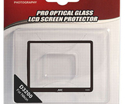 Photo Studio Accessories Camera JYC Pro LCD Screen optical GLASS Protector Cover For NIKON D3200 - AliExpress