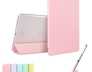 ESR Yippee Color Series PU+Transparent PC Back [Ultra Slim] [Light Weight] [Scratch-Resistant] Tri-fold Case for iPad mini 1 2 3 - AliExpress