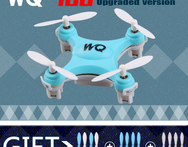 Free Shipping cheerson cx-10 WQ-100 mini 2.4ghz 4ch rc remote control quadcopter helicopter drone cx 10  toys with gift today - AliExpress