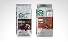 2 o 4 bolsas de café molido Starbucks. Incluye despacho - Groupon
