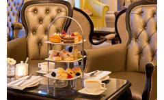 Traditional or Champagne Afternoon Tea for 2 @ The Grosvenor Hotel £29 instead of £57.90 for afternoon tea for two or £37 for afternoon tea with Champagne at The Grosvenor Hotel, Victoria - save up to 50% - wowcher