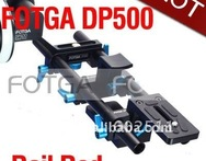 NEW Fotga DP500 System DSLR rail rod support 15mm for follow focus 5D II 7D 600D D7000 Wholesale - AliExpress