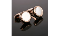 1 pair cufflinks gold plated cuff links for men and accessories antique vintage gemelos cuff-links L52501 - AliExpress