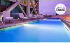 Desde $51.000 por 1, 2 o 3 noches para dos + acceso a casino + late check out en Four Points by Sheraton Los Angeles - Groupon