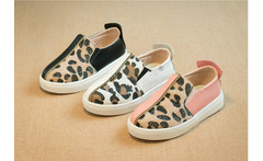 2015New autumn kids shoes cute Leopard Print and  tassel fit 4~6 years high quality - AliExpress