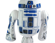 European and American popular movie TV Star Wars R2D2 robot plush dolls dolls 35 cm - AliExpress