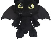 Hot!!! New Arrival How To Train Your Dragon 2 Toothless Dragon Plush Toy, Quality Night Fury PP Cotton Stuffed Doll, Alien Flyer - AliExpress