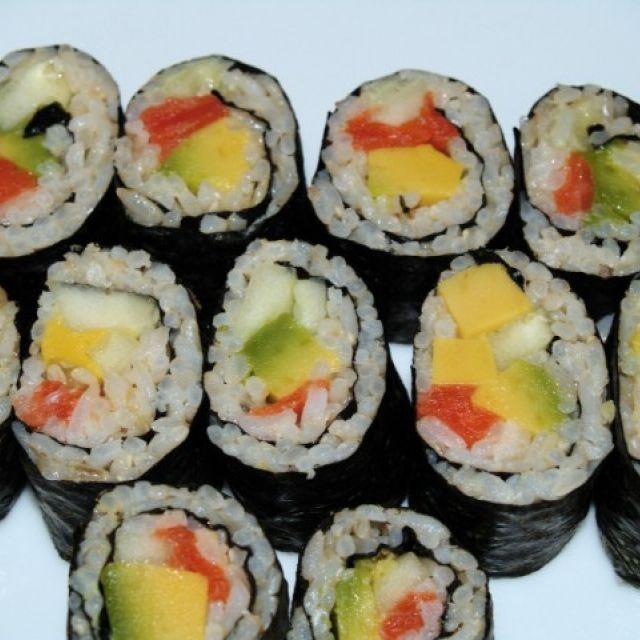 Smoked Salmon amp Avocado Spring Rolls Recipe  EatingWell