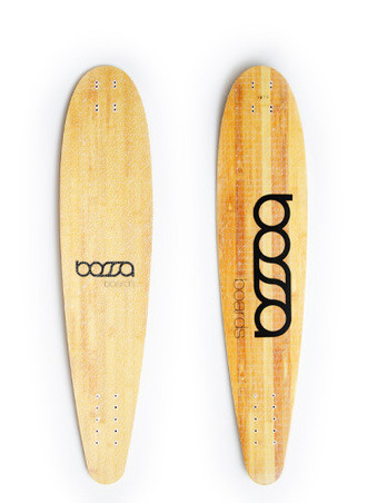 Shape Bossa Boards PIN38