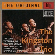 CD THE KINGSTON TRIO - THE KINGSTON TRIO
