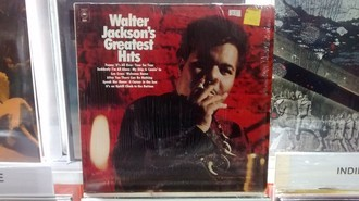 LP WALTER JACKSON - GREATEST HITS (G)