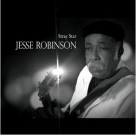 """Resultado de imagem para CD de Jesse Robinson, """"Stray Star"""""""