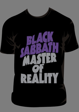Camiseta - Black Sabbath