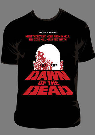 Camiseta - Dawn of the Dead