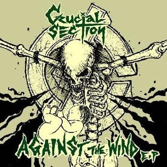 "Crucial Section ""Against The Wind EP"" CD"